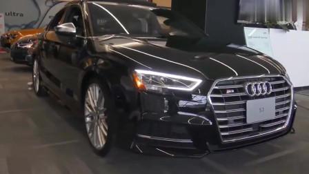 全新奥迪S3亮相海外车展,这台车颜值你打多少分?