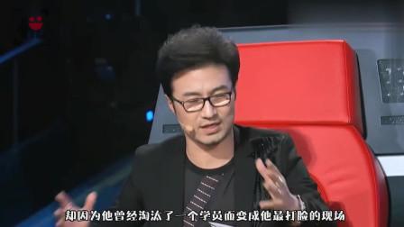汪峰5年前淘汰的这个学员,如今成了导师,汪峰会想到吗?