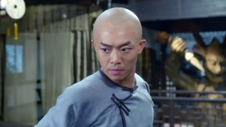 敌人面前不分性别,方世玉与敌人对打一刀封喉,这才是真正的中国功夫