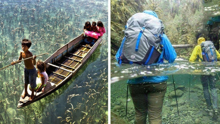 3个世界上最清澈的水域,一生一定要去一次!
