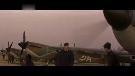 几架战机刚起飞,高空遭遇敌战机群,殊抵抗,仅回来一架战机