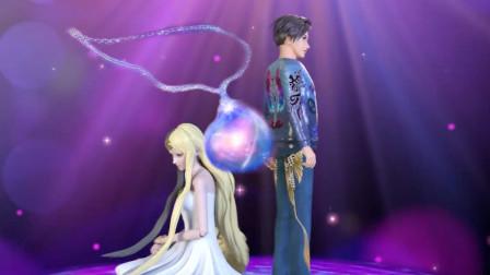 精灵梦叶罗丽:白光莹的结局早已暗示,高泰明将会被她复活!