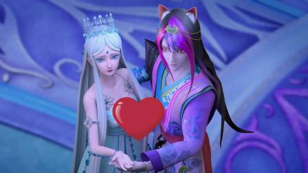 精灵梦叶罗丽:颜爵究竟有多爱冰公主,水王子都比不上!