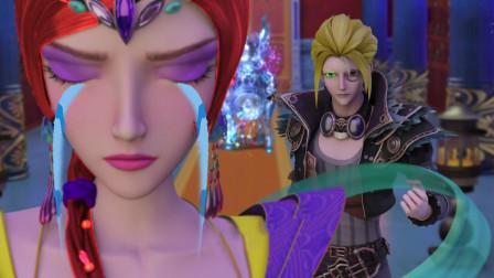 精灵梦叶罗丽:曼多拉力量被讨厌,高泰明无视女王,她才是可怜!