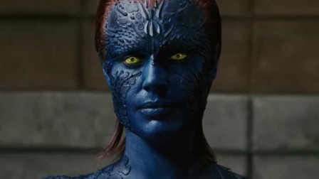 x战警:官员审问魔形女,询问万磁王下落,反被她戏弄!