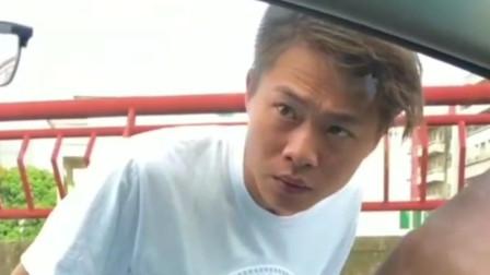 广西老表许华升出门搭私家车,没想到这普通话又惹事了,网友:阿斯顿马丁呢