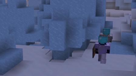 我的世界动画-冬日-Stingray Productions