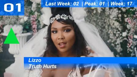 【猴姆独家】2019年第36期美国Billboard单曲榜Top 10大首播!