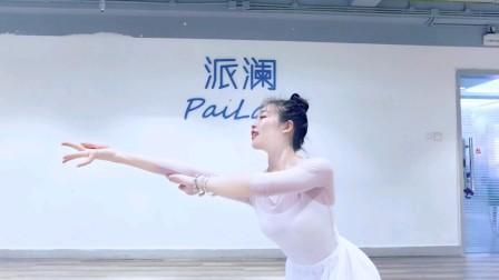 【派澜古典舞】漂亮小姐姐教学展示《知否》很火的古风舞蹈