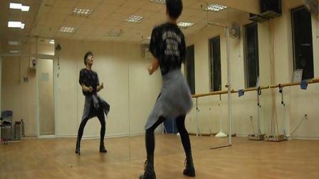 【全盛舞蹈工作室】Hello Venus《Wiggle Wiggle》舞蹈镜面分解教学