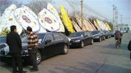 赵本山父亲葬礼现场被曝,万人送别豪车排场,圈内大腕到场悼念!