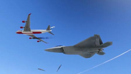 GTA5: F22战斗机的导弹威力很弱吗?