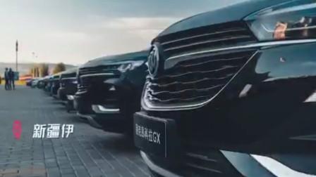 比克昂科拉GX新疆之旅-玩车教授