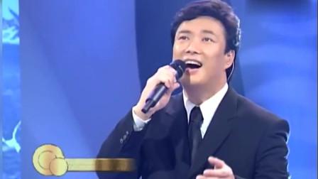 费玉清演唱张国荣名曲《沉默是金》,唱腔特别,带有闽南风情