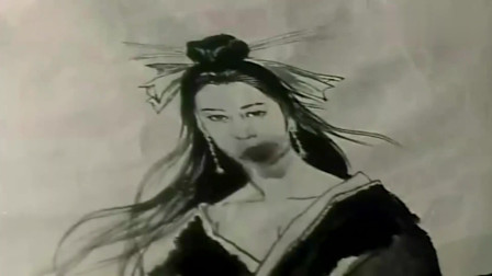 甄子丹喜欢王祖贤不敢表白,趁着喝了点酒,拼命亲她的画像