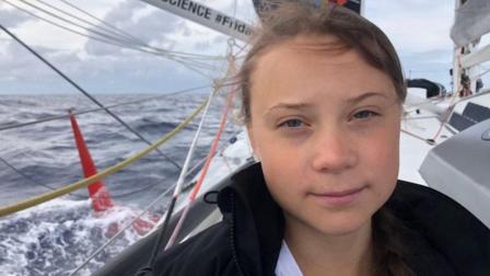 【懂点儿啥10】瑞典少女帆船跨大西洋宣传环保,图的什么?
