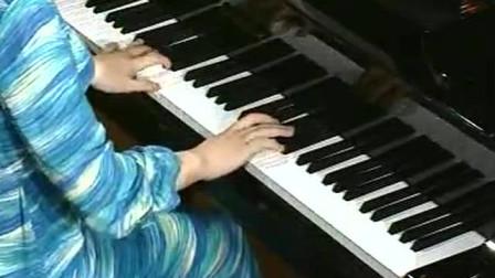 钢琴基础教程-小奏鸣曲 贝多芬