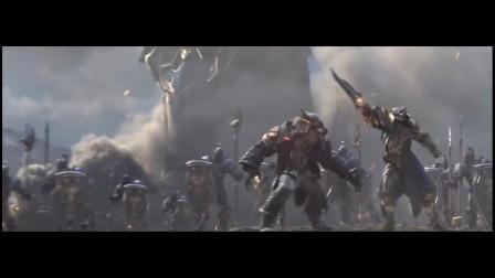 魔兽2——魔兽世界宇宙大电影!新的入侵即将到来!