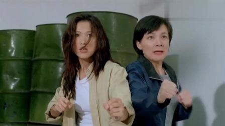香港经典警匪片《猎豹行动》主演:元华 大岛由加利