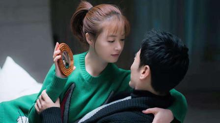吃糖!《遇见幸福》蒋欣李光洁迎来初吻,网友:发糖不问年纪,中年人也有甜甜恋爱