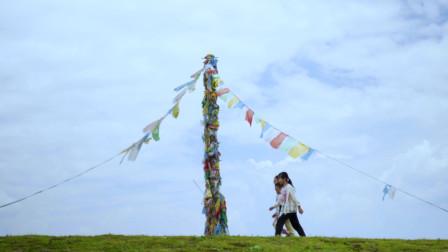 丽江玉龙雪山脚下牦牛坪的美景