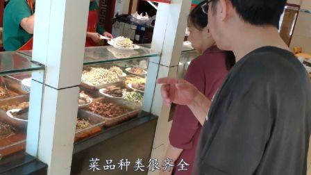 B站最不专业的老两口探店美食组合,带您感受郑州烩面老店的情怀