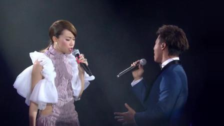 《2013雷颂德Thank You》方力申、邓丽欣演唱《七年》