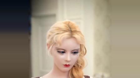 美丽的芭比公主被姐姐欺负,独自上山遇猛虎;谁来解救!!