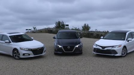 日系三强:本田、日产和丰田,哪款车的质量好?看完你就清楚了