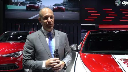 专访 阿尔法罗密欧(上海)汽车销售有限公司总经理  Jacob Aumann