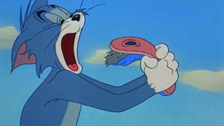 四川话猫和老鼠,汤姆猫谈恋爱倒欠债?最后穷到吃拖鞋!笑安逸了