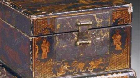 父亲传给儿子一古董木盒,儿子没打开过,鉴宝后专家:至少1000万