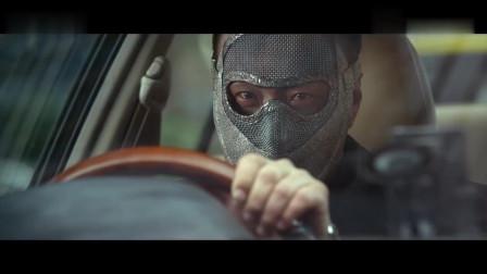 最疯狂的劫匪,当街开着吊机把运钞车抓走,刘德华都懵了!