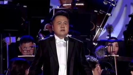 歌唱家陈苏威再唱名曲,经典之作《星光灿烂》重新舞台 2019奥林匹克公园音乐季 20190905