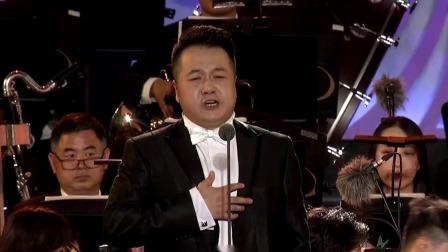 美声歌手陈苏威惊喜现身,帅气演唱《北京颂歌》实力超群 2019奥林匹克公园音乐季 20190905