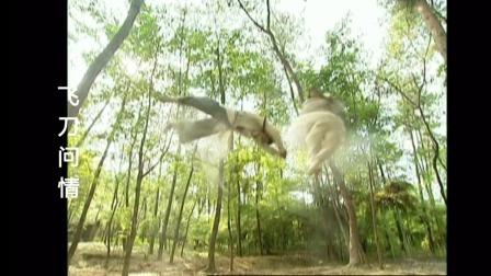 《飞刀问情》龙小云约李寻欢决斗,李寻欢才用三成功力就差点把龙小云震死