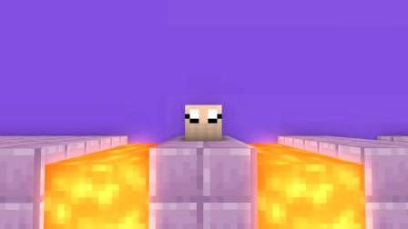 我的世界动画-怪物学院-几何冲刺-Bitz Minecraft Animation