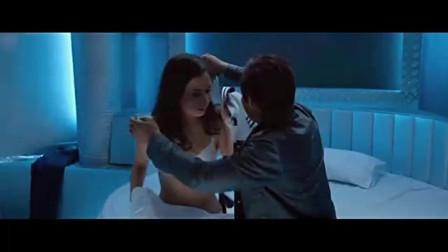 惊悚动作片 用《人皮交易》片段激情, 拍摄现场遭突袭!
