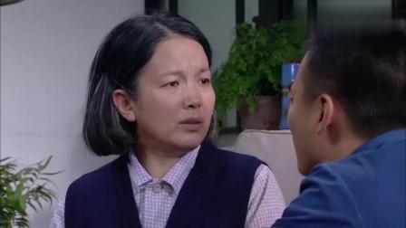 傻春:小妹正在招呼客人,突然来了个外国人,素春懵了