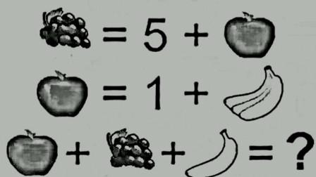 【那就是明天 煊煊】第二期-苹果+葡萄+香蕉?