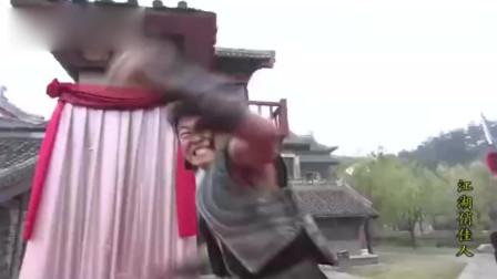 江湖俏佳人:大笑女侠擂台展现绝技,贫民立刻逃跑否则衣服不保!