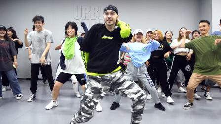 Ruslan 编舞《Motivation》Urban Dance Studio 爵士舞 Jazz 都市编舞工作室