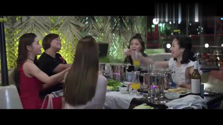 祖宗十九代:贾玲精彩客串,示范吃火锅米饭的神操作,真是人才!