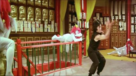 """拳精:在五位""""拳精""""的教导下,傻小子的武功突飞猛进"""