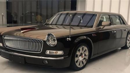为什么红旗L5敢卖700万?网友:车值200万,赠品超过500万