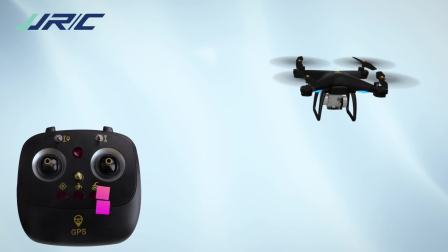 JJRC-A20G-GPS双模定位 气压定高 WiFi高清广角 实时传输