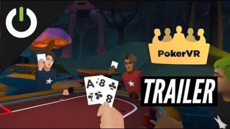 《Poker VR》Quest 预告片