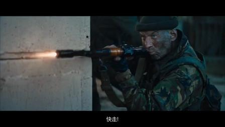影视:特战队与武装分子正面激战,对战激烈火力凶猛,非常精彩