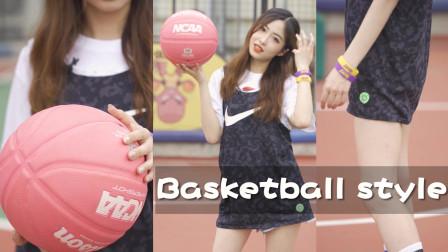 大只穿搭show:篮球世界杯女球迷这么穿 既平价又热血