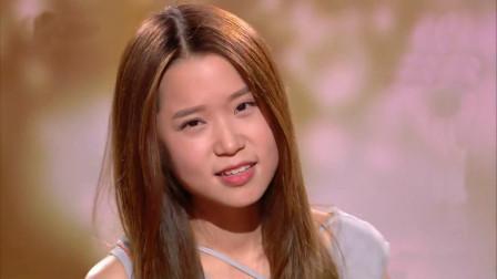 中国好声音:骆蕾《野蔷薇》,唱出独特自我氛围